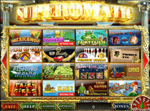 superomatik online games